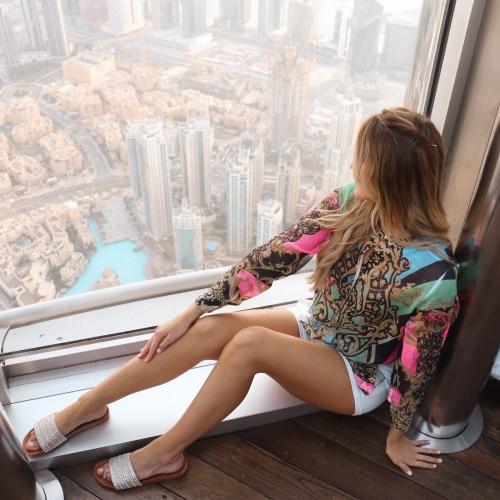 "Bluse ""Dubai Summer"""