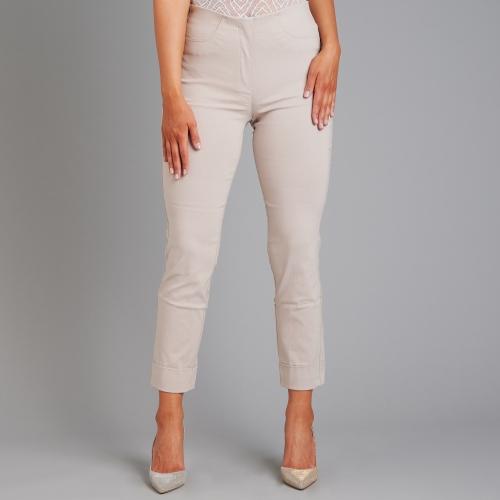 Pants Stulpe beige