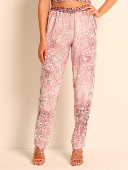 "Pants Print ""Ancient Garden"""