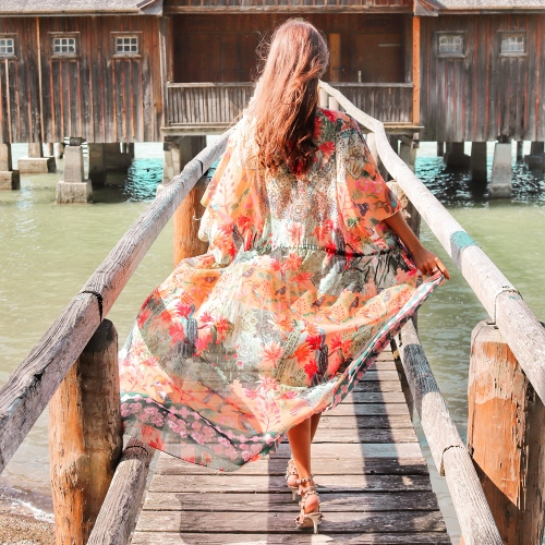 "Kaftan ""Happiness"" by miss_finny"