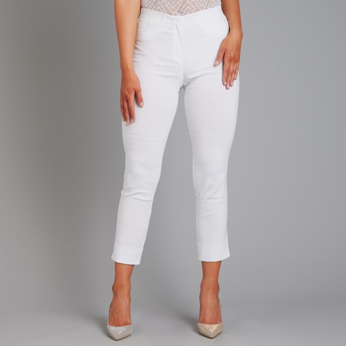 Pants Stulpe weiss