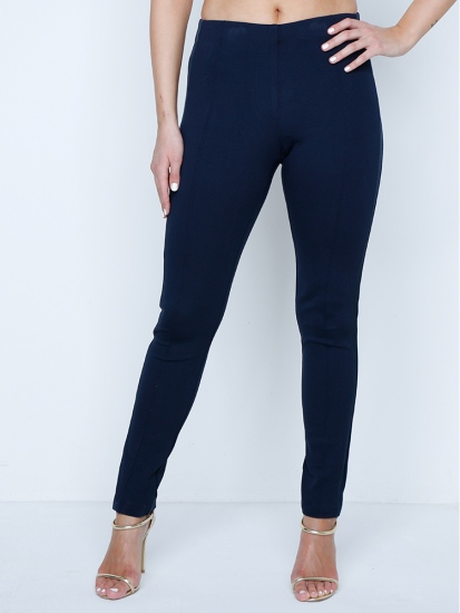 Pants Galonstreifen navy